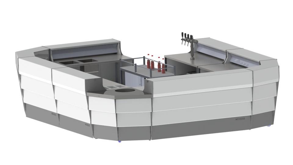 comptoir de bar exterieur bar lumineux comptoir de bar. Black Bedroom Furniture Sets. Home Design Ideas