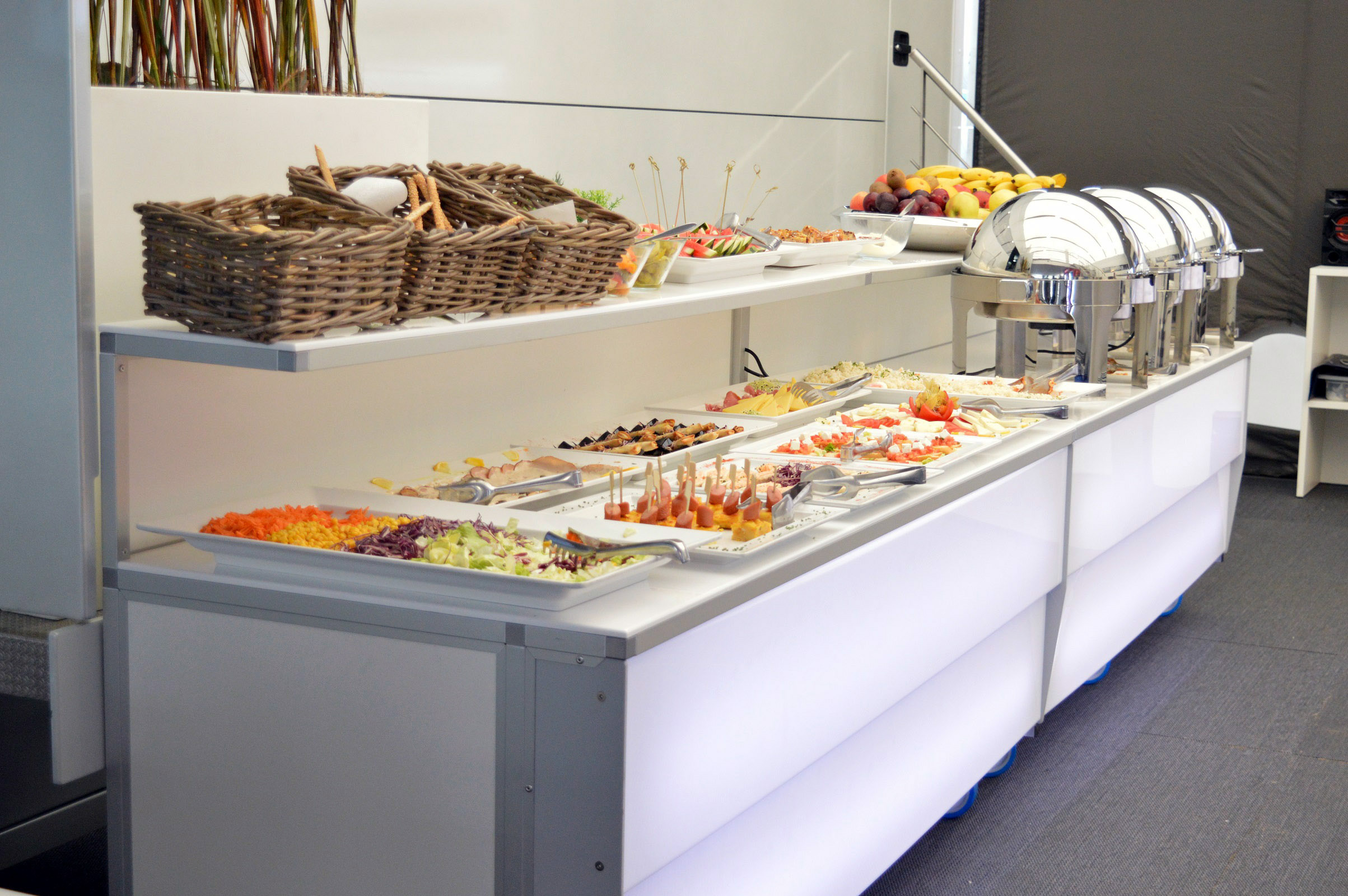 bancone bar buffet componibile