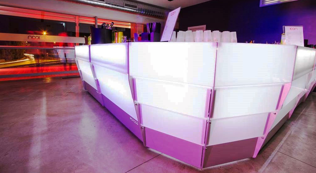 barra de bar para discotecas, lounge bar, party location, cocktail bar